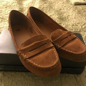 H&M Brown Loafers